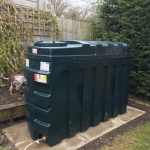 Oil Tank - Suffolk Install