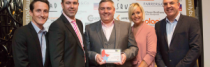 Warmer Homes crowned Family Business of the Year 2017